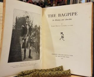 The Bagpipe in History and Anecdote